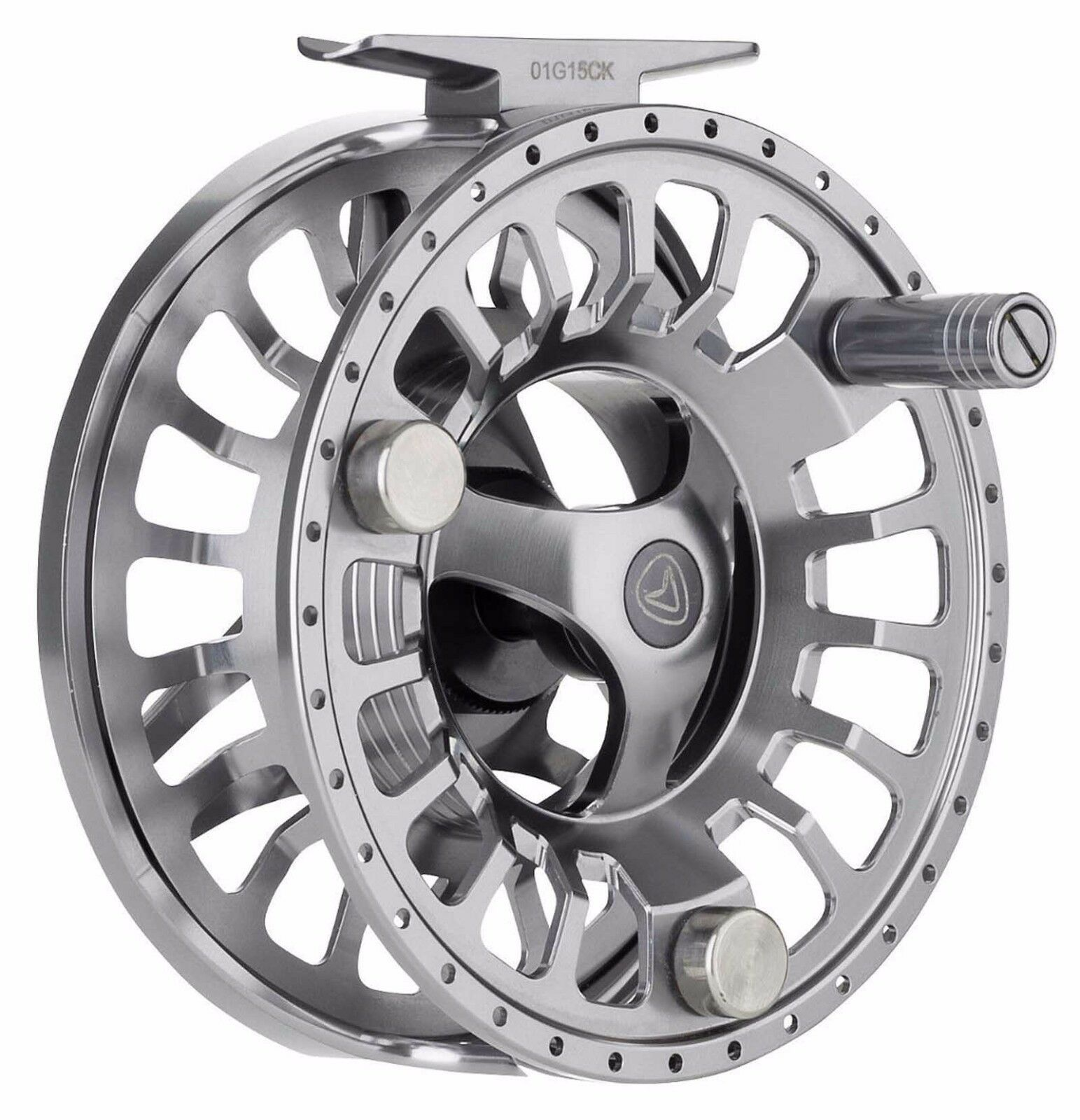 Graus New 2017 GTS900 Trout & Salmon Fly Fishing Reels + Neoprene Case All Größes