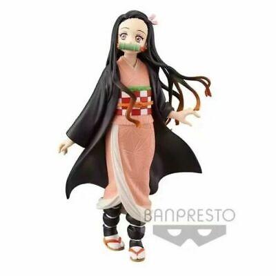 Anime Demon Slayer Kimetsu no Yaiba Kamado Nezuko Cute Mini Figure Toy In Box