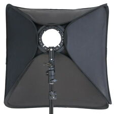 "24"" 60cm portable Photo Studio Softbox Tent for flash Light speedlite Lighting"