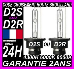 AMPOULE-XENON-D2S-D2R-LAMPE-FEUX-35W-6000-8000-AUDI-BMW-MERCEDES-PEUGEOT-RENAULT