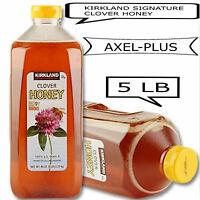 Kirkland Signature Clover Honey 5 lb
