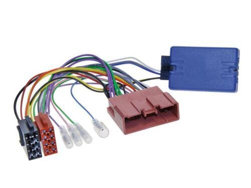 Volant télécommande adaptateur FECS pour MAZDA 5 CW à partir de 2010 sur KENWOOD