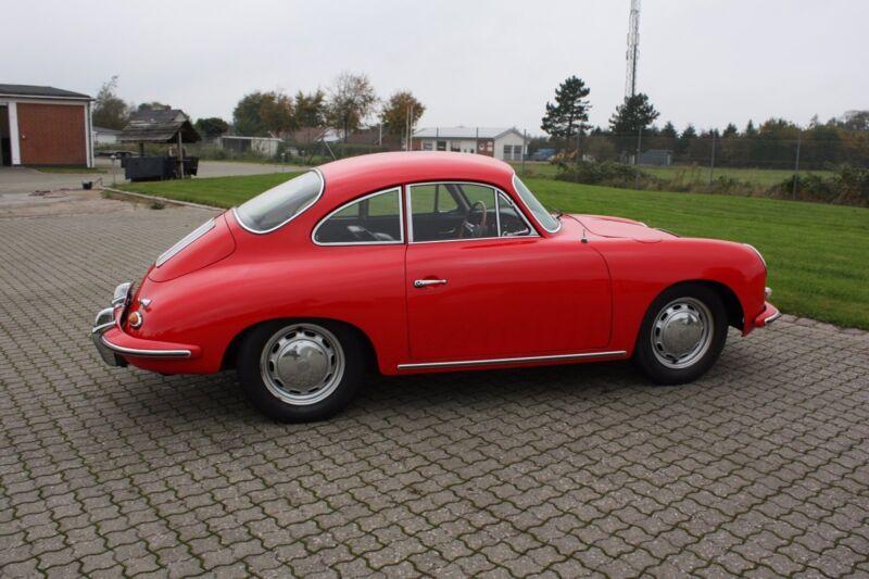 Porsche 356 SC Coupé - 6