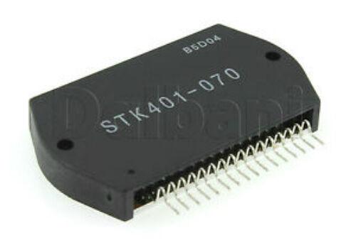 STK401-070 INTEGRATED CIRCUIT STK401-070