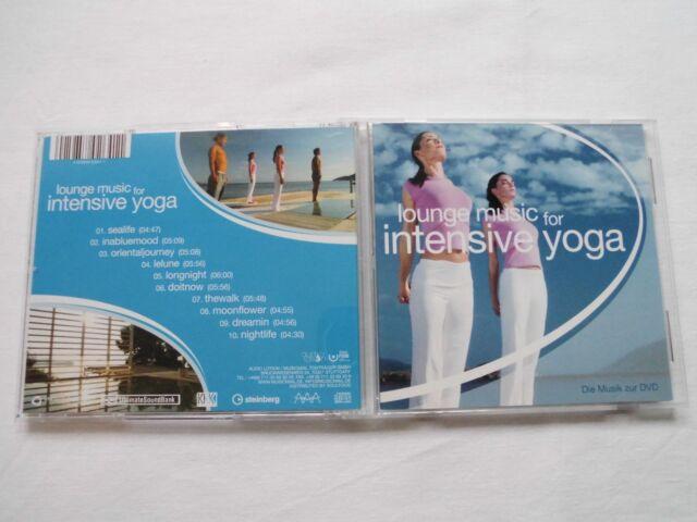 Lounge Music For Intensive Yoga von Various Artists (2006),,10Lieder