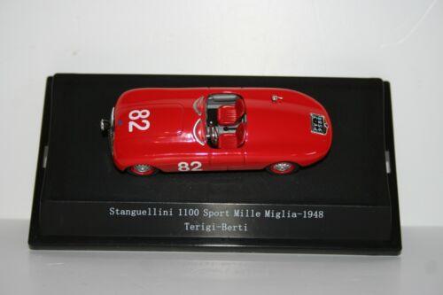 OVP Präsentationsbox 540117 Stanguellini 1100 Sport Starline 1:43