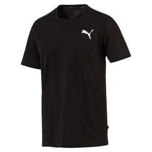 Puma Herren T Shirt Sport Fitness Tank Tee ESS Small Logo