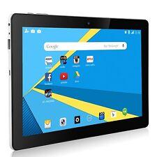 "10"" Quad Core IPS HD SCREEN Android Tablet PC Bluetooth Wifi 1GB+16GB Refurbish"