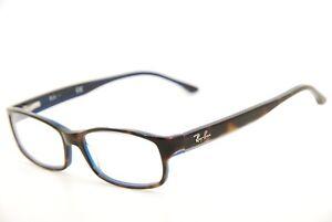 af9fad8ef66 New Authentic Ray Ban RB 5114 5064 Tortoise Blue 54mm Frames ...