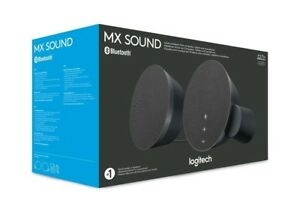 Nuevo-Sonido-Logitech-MX-Premium-Altavoces-Bluetooth-Inalambrico-Portatil-Telefono-PC