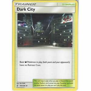 193-236-Dark-City-Uncommon-Trainer-Card-Pokemon-SM11-Unified-Minds-TCG