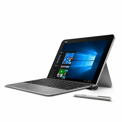 "New 10.1"" ASUS Mini T102HA-C4-GR 2in1 Touchscreen Laptop,Intel Quad-Core,4G,64GB"