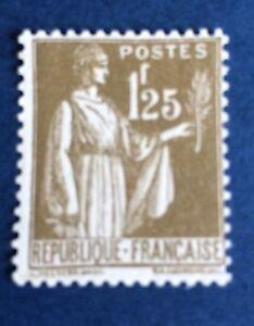 France-N-287-1-25-F-Olive-Neuf-Cria-Heur-Et-Gomme-Parfaite-Cote-215