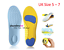Diabetic-Medical-Arch-Support-Extra-Thick-Insoles-Running-Working-Boots-Shoes thumbnail 16