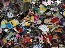 Free shipping 100 X multicolor Disney mix Figures Phone Charm Figures Pendant