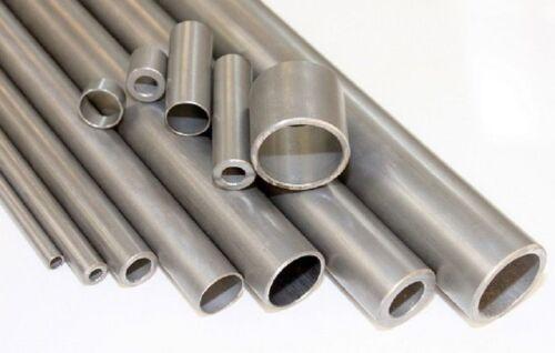 Präzisionsrohr nahtlos E235 //Länge 250mm// Präzrohr Ø8-50mm Buchse Hülse Blank