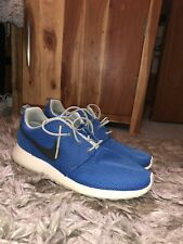d88a902eb4adc item 5 Mens Nike Roshe Run Running Casual Blue Premium Shoes Size 10.5 -Mens  Nike Roshe Run Running Casual Blue Premium Shoes Size 10.5