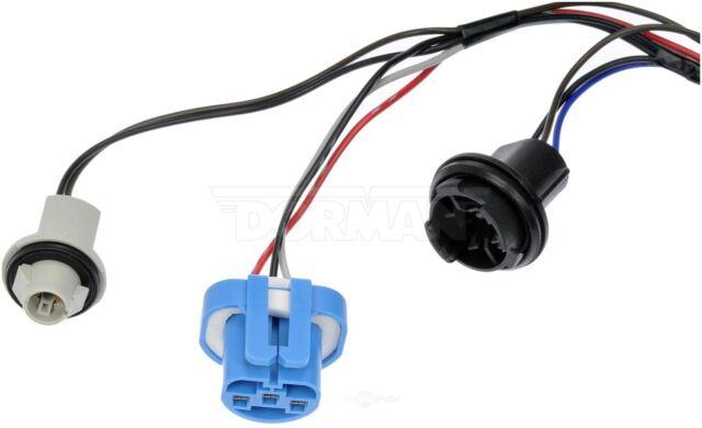 Dorman Headlight Wiring Harness Side Pair for Chevy Cobalt Pontiac