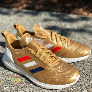 the latest 32be5 45988 Image is loading Kith-x-Adidas-Soccer-Copa-Mundial-18-UltraBoost-