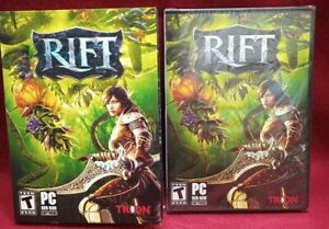 Details about Rift : Video Game for [ PC ] Brand New + Slipcover