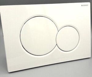 Geberit Betatigungsplatte Druckerplatte Sigma 01 Weiss 2