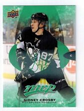2016-17 Upper Deck MVP - SIDNEY CROSBY - #255 SP GREEN PARALLEL - 16/17 UD
