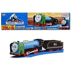 NEW-Thomas-Plarail-Limited-Vehicle-Patchwork-Hiro-Thomas-The-Tank-Engine-Japan