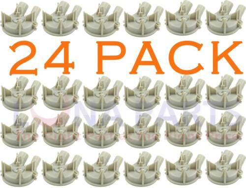 24 Pack Washer Drain Pump for 3363394 Whirlpool Kenmore Roper PS342434 AP2907492
