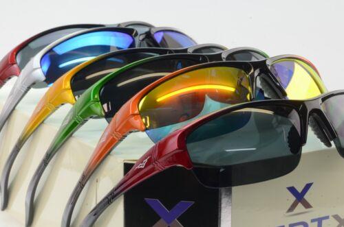 6 WHOLESALE Vertex Sunglasses Sport Running Fishing Golfing Driving  52002