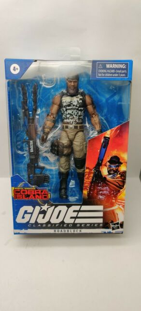 GI Joe Classified Roadblock Cobra Island Target Exclusive # 11  Free Shipping