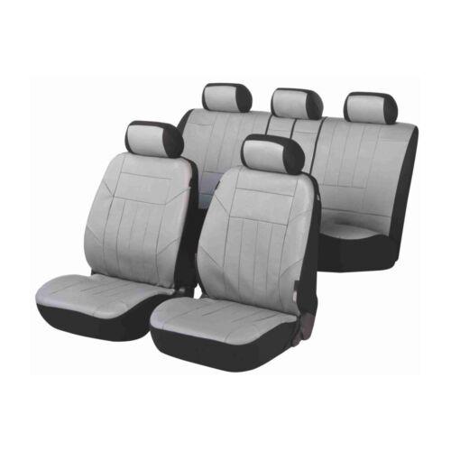 Universal Schonbezug Schonbezüge Sitzbezug Sitzbezüge Nappa grau VW