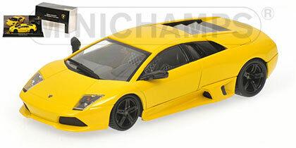 Lamborghini Murcielago LP640 Jaune 2006 1  43 Minichamps  profitez d'une réduction de 30 à 50%
