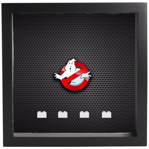 Lego Ghostbusters Minifigures Display Case Picture Frame
