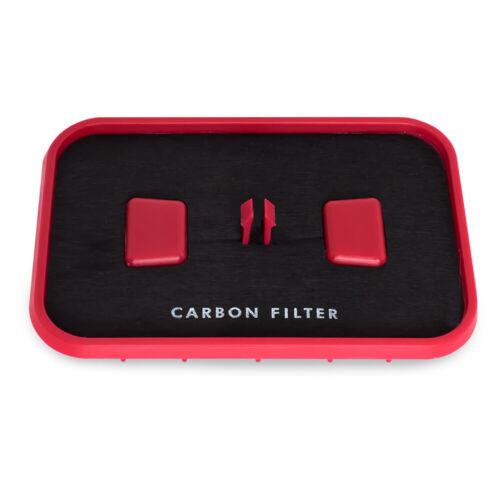 5 Staubsaugerbeutel Vlies und 2 Filter passend für Electrolux Lux 1 D 820