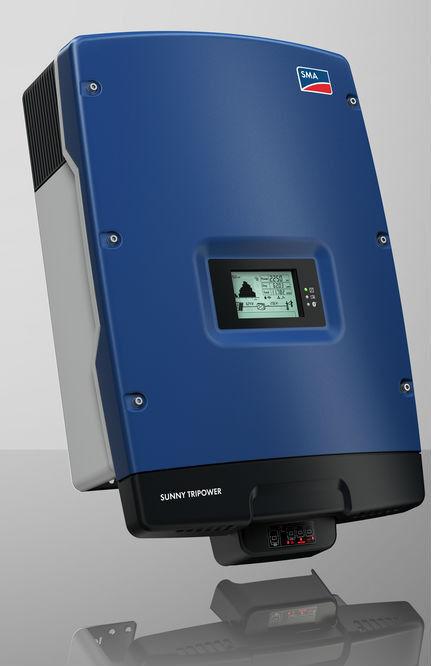 SMA STP Sunny Tripower 10000 TL-20 Photovoltaik-Wechselrichter ANGEBOT NEU & OVP
