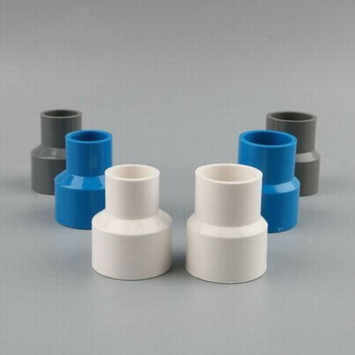 20mm-160mm PVC Reducing Socket Bushing Coupling Solvent Weld Pipe Fitting Metric