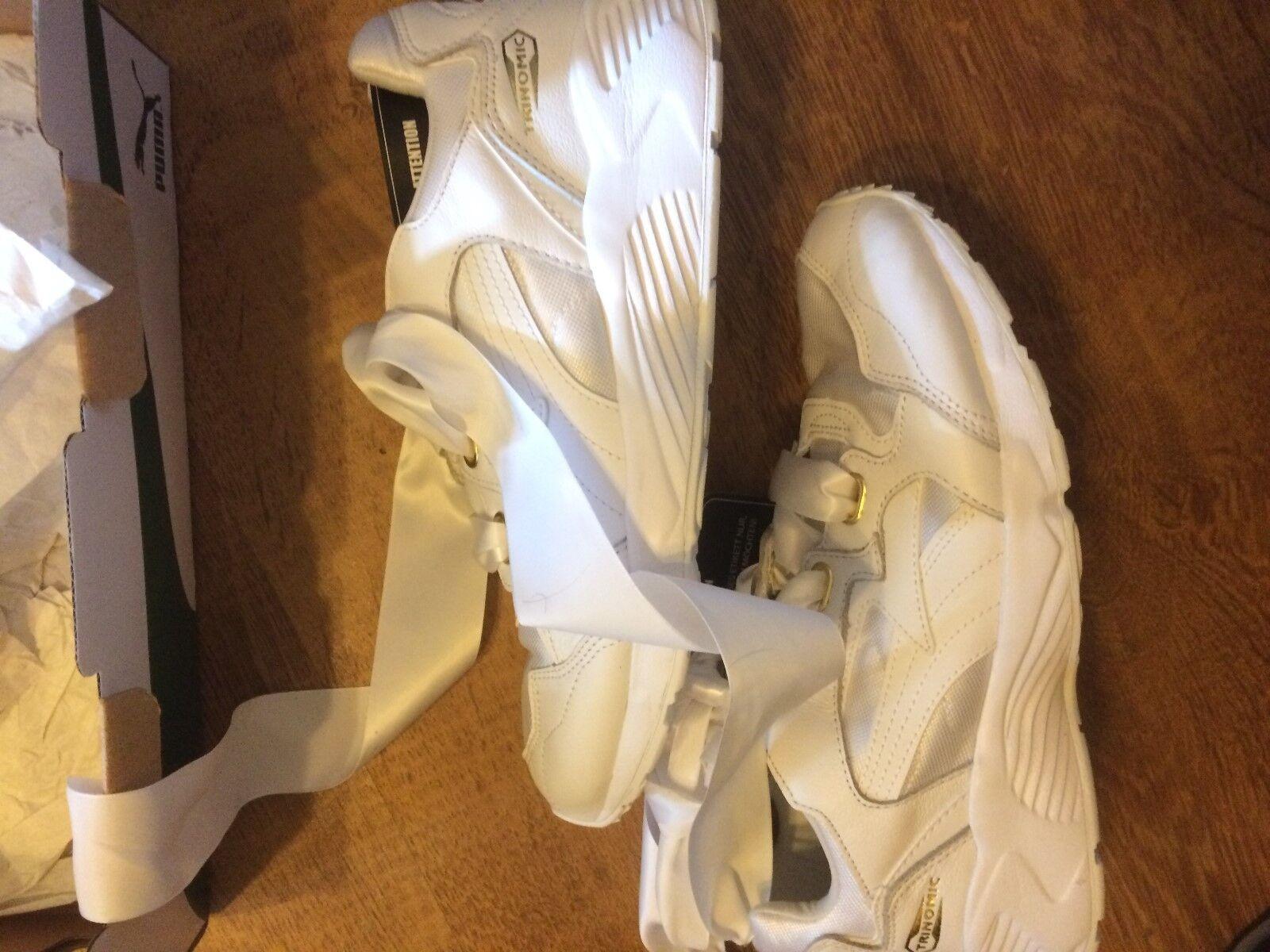 Prevail Heart Damen Sneaker / Sportschuhe von PUMA in weiß - Größe 41 - neu