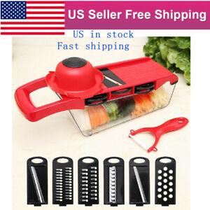 12cm French Potato Peeler Fruit Vegetable Speed Easy Slicer Cutter Gadget Tool