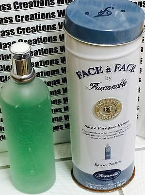 FACE A FACE FACONNABLE FOR MEN - 5.0 OZ/150 ML EDT SPRAY  IN BOX - RARE