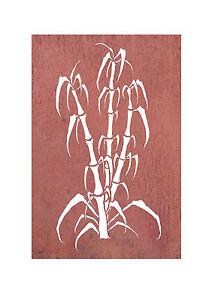 Bamboo-Garden-wall-art-Panel-four-Australian-Made