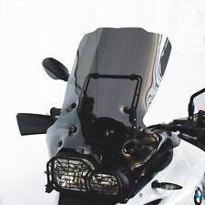 Windschild BMW F700 Verkleidungsscheibe Windshield Screen - dunkel getönt