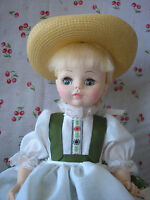 Vintage 1965 Madame Alexander Heidi Doll #1580- Mint in Box!!!!!!!