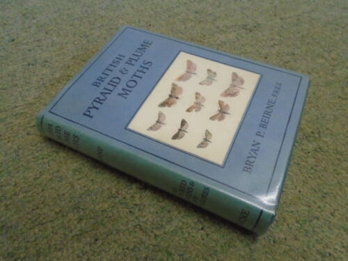 British Pyralid and Plume Moths, containing a descriptive history of all the Bri