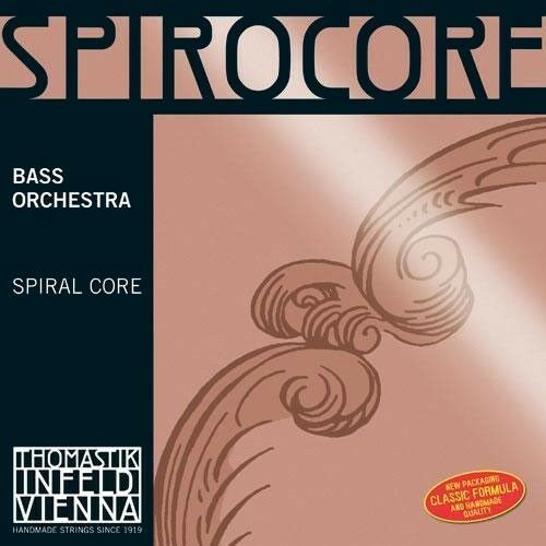 Thomastik Spirocore 3 4 - S42 Double Bass  D  String - med.
