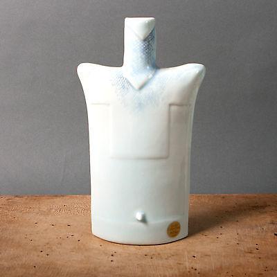 Rorstrand vase mid century susanne ohlen pottery white studio collection modern