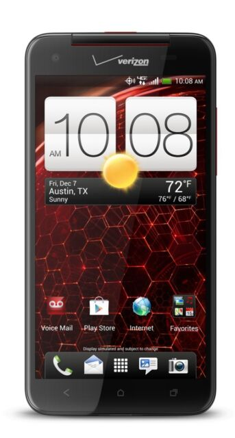 Verizon HTC Droid DNA 6435LVW 4G LTE Android No Contract 16GB
