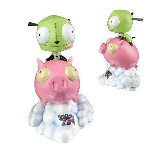 Invader Zim Gir on Pig 10