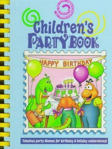 Children's Party Book by Junior League of Hampton Roads Staff