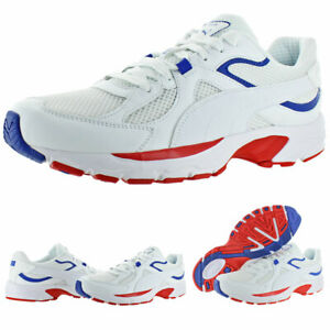 Details about Puma Men's Axis Plus Retro 90's Runner Dad Sneaker Trainers
