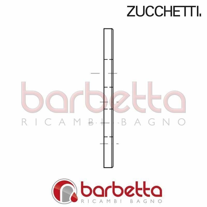 ROSONE TERMOSTATICO UN For INCASSO DOCCIA ZETATERM T2 ZUCCHETTI R99733